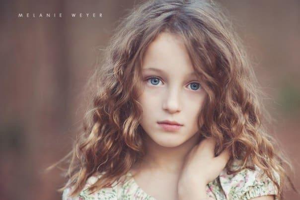 Пресет Очень красивые экшн для детских фотографий для lightroom