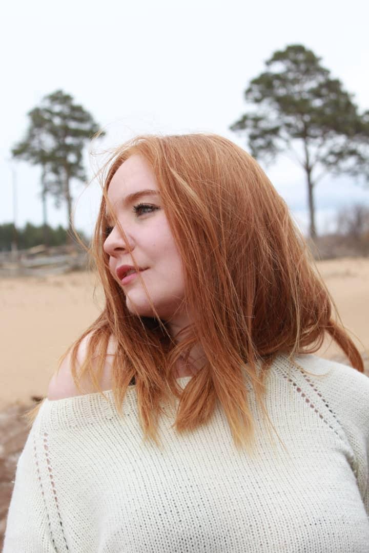 Пресет Girl On The Beach для lightroom