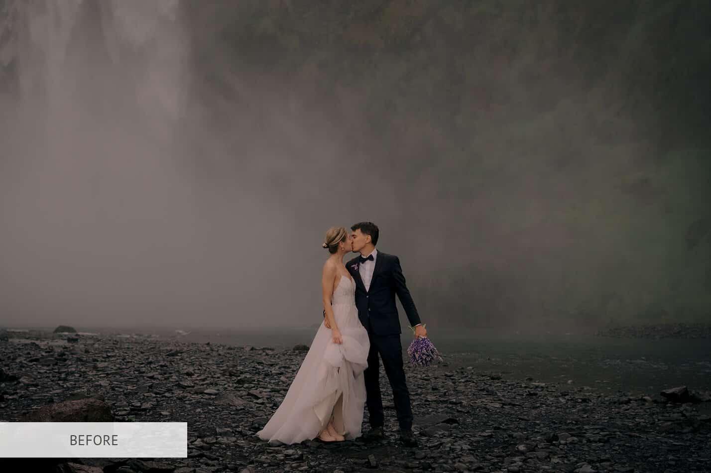 Пресет Wedding Cold Wind для lightroom